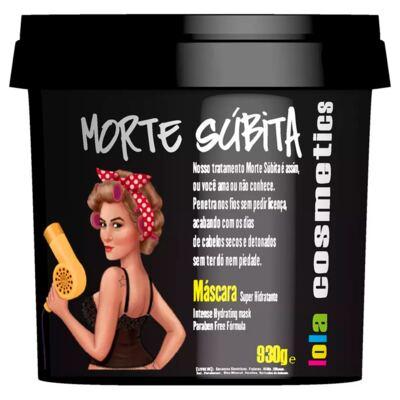 Imagem 1 do produto Lola Cosmetics Morte Súbita Super Hidratante - Máscara de Tratamento - 930g