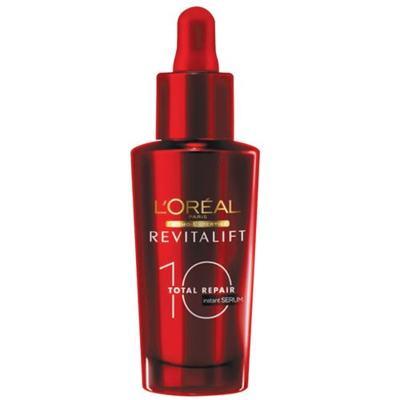 Rejuvenescedor Facial Colágeno L'Oréal Paris Instant Sérum Total Repair Revitalift - 30ml