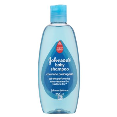 Shampoo Johnson's Baby Cheirinho Prolongado 200ml