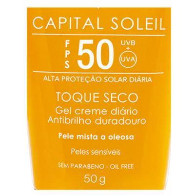 Imagem 2 do produto Capital Soleil Toque Seco Fps 50 Vichy - Protetor Solar Facial - 50g