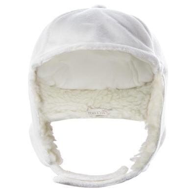 Imagem 1 do produto Gorro aviador em plush Marfim - Roana - 23530001031 Touca Veludo Marfim
