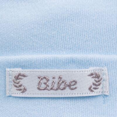 Imagem 2 do produto Touca para bebe em algodão egípcio Azul - Bibe - 10Y05-86 TOUCA BAS CRISTAL AZUL-P