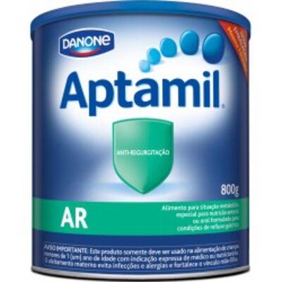 Fórmula Infantil Aptamil AR 800g