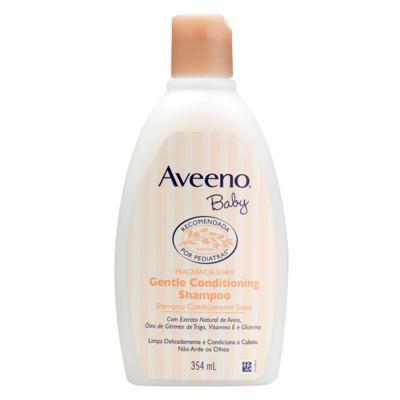 Imagem 1 do produto Aveeno Baby - Shampoo Condicionante Suave - 354ml