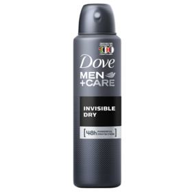 Desodorante Atitranspirante Dove Men Care - Invisible Dry Aerosol | 150ml