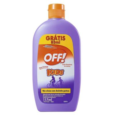 Repelente Off! Kids Johnson 200ml
