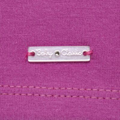 Imagem 3 do produto Blusinha para bebe em cotton Uva - Baby Classic - 21751699 BLUSINHA M/C GOLA COTTON PÁSSAROS-M