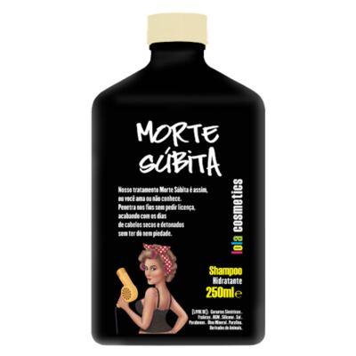 Imagem 2 do produto Kit Shampoo + Máscara 2 em 1 Verão Lola Cosmetics Morte Súbita - Kit