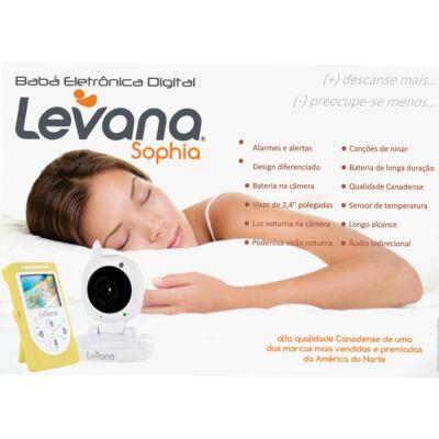 Imagem 8 do produto Babá Eletrônica Sophia - Levana