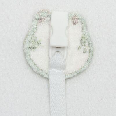 Imagem 2 do produto Prendedor de Chupeta Sapinho - Mini Mix
