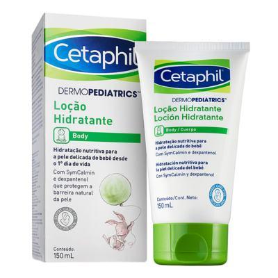 Loção Hidratante Cetaphil Dermopediatrics 150ml