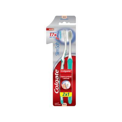 Imagem 4 do produto Escova Colgate Cabo Ultra comprimido 2 Unidades -