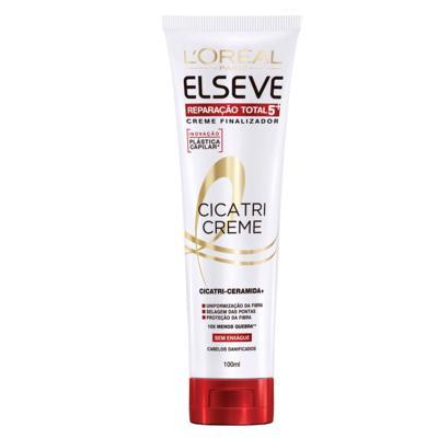 Imagem 2 do produto Kit Pré-Shampoo + Cicatri-Creme L'Oréal Paris Elseve Reparação Total 5+ - Kit