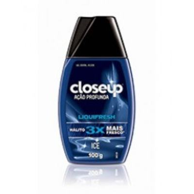 Imagem 1 do produto Gel Dental Closeup Liquid Fresh 100g