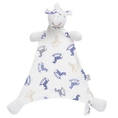 Imagem 1 do produto Naninha Chocalho em malha Little Horse - Anjos Baby