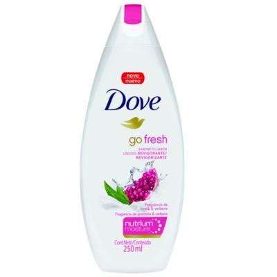 Imagem 1 do produto Sabonete Líquido Dove Romã 250ml