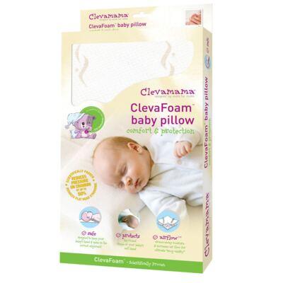 Imagem 1 do produto Travesseiro de Espuma com Memória M (0m+) - Clevamama