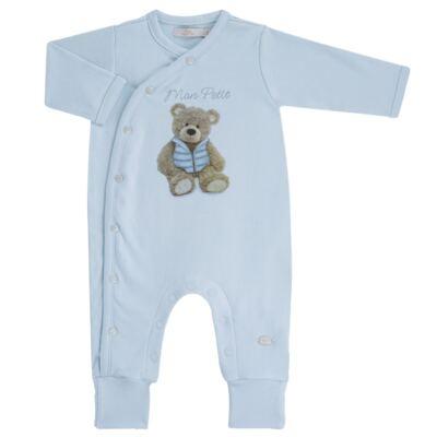 Imagem 4 do produto Jogo Maternidade com Macacão e Manta em algodão egípcio Chevalier - Petit