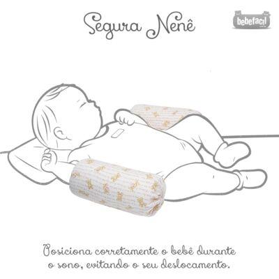 Imagem 3 do produto Segura nenê em suedine Maternity Pink Bear - Classic for Baby