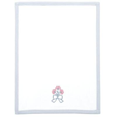 Imagem 2 do produto Kit com 3 fraldinhas de boca em malha Mini Bouquet - Classic for Baby