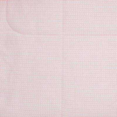 Imagem 3 do produto Edredom para berço em malha Rosa Xadrez - Classic for Baby