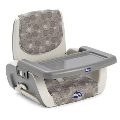 Imagem 1 do produto Cadeira de Alimentação Assento Elevatório Mode Grey (6m+) - Chicco