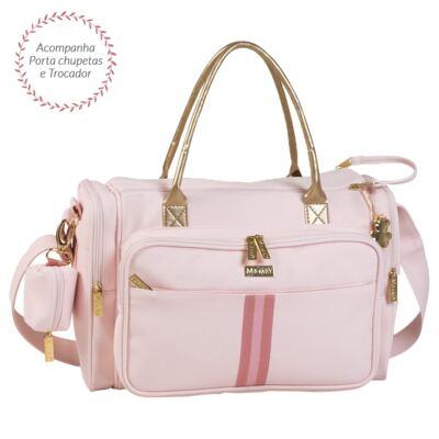 Bolsa para bebe Anne Sweet Rosa - Masterbag