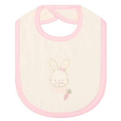 Imagem 1 do produto Babador atoalhado Ma Petite Rabbit - Classic for Baby