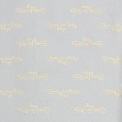 Imagem 5 do produto Trocador Portátil para bebe Corações Matelassê Azul - Classic for Baby Bags