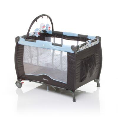 Berço Portátil Toybar Azul  (0m+) - Cosco