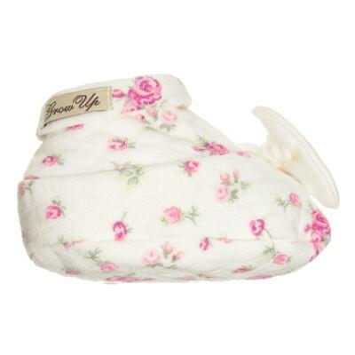 Imagem 3 do produto Sapatinho para bebe em suedine Matelassê Florale - Grow Up