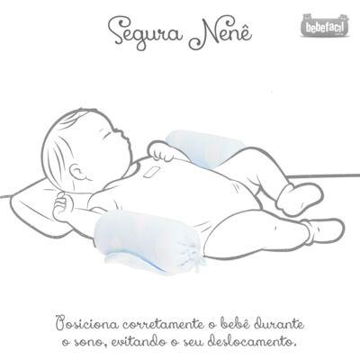Imagem 2 do produto Segura nenê em tricot Nuvem Azul - Petit