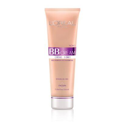 Imagem 3 do produto Kit L'oréal Tônico De Limpeza Facial 5 Em 1 água Micelar 200ml + Base Bb Cream 5 Em 1 Escura Fps 20 50ml
