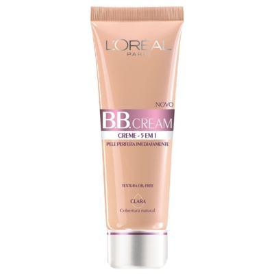 Imagem 3 do produto Kit L'Oréal Tônico de Limpeza Facial 5 em 1 Água Micelar 200ml + Base BB Cream 5 em 1 Clara FPS 20 50ml