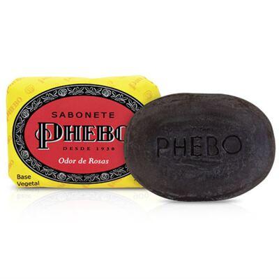 Imagem 3 do produto Sabonete Líquido Phebo Odor de Rosas 250ml 2 Unidades + Sabonete Phebo Odor de Rosas 90g