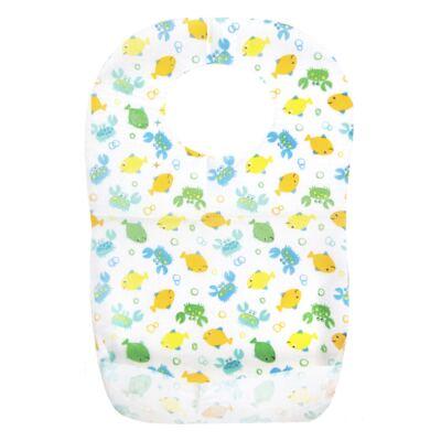 Imagem 2 do produto Babador descartável Keep Me Clean Summer 20 unidades (6m+) - Girotondo Baby