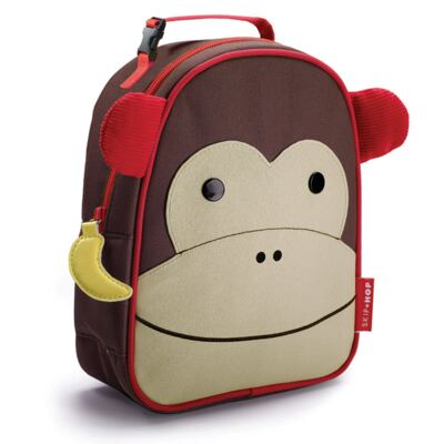 Imagem 2 do produto Lancheira Zoo Macaco - Skip Hop