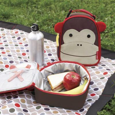 Imagem 3 do produto Lancheira Zoo Macaco - Skip Hop