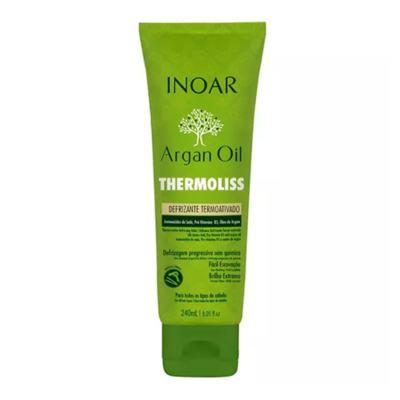 Imagem 3 do produto Kit Shampoo + Condicionador + Balsamo Inoar Argan Oil Thermoliss - Kit