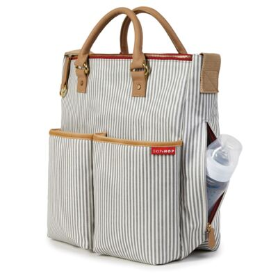 Imagem 5 do produto Bolsa Duo French Stripe +  Bolsa Soho French Stripe Limited Edition - Skip Hop