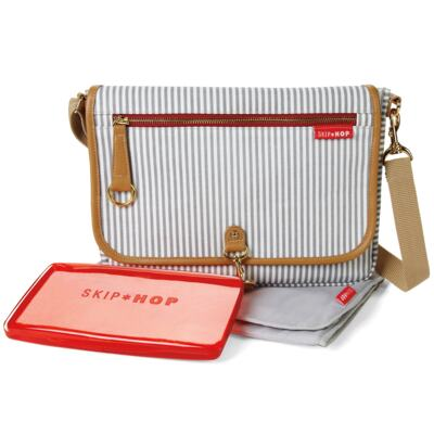 Imagem 9 do produto Bolsa Duo French Stripe +  Bolsa Soho French Stripe Limited Edition - Skip Hop