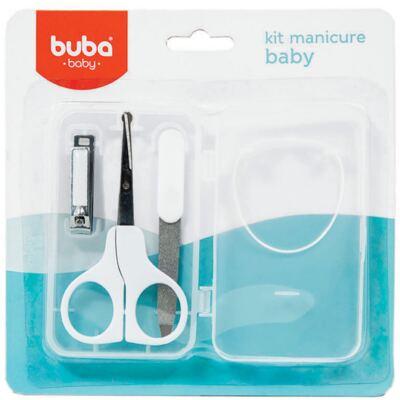 Imagem 1 do produto Kit Manicure para Bebê (0m+) - Buba