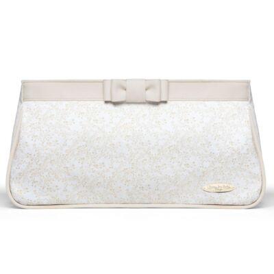 Mini Bolsa para bebe Laço Marfim - Classic for Baby Bags