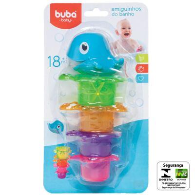 Imagem 2 do produto Amiguinhos do Banho (18m+) - Buba