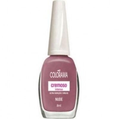 Imagem 1 do produto Esmalte Colorama Cremoso Nude 8ml