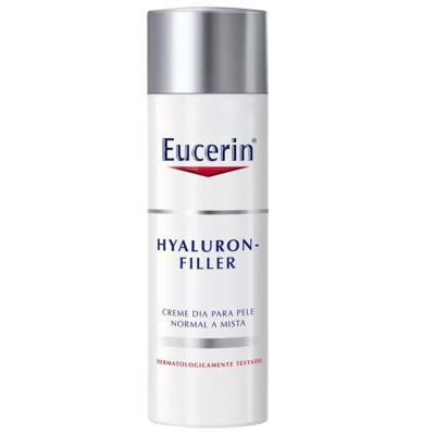 Eucerin Hyaluron-Filler Dia FPS 15 Pele Normal a Mista Anti-idade 51g