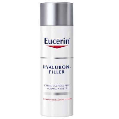 Imagem 1 do produto Eucerin Hyaluron-Filler Dia FPS 15 Pele Normal a Mista Anti-idade 51g