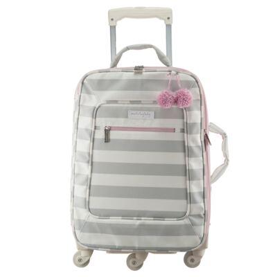 Imagem 1 do produto Mala Maternidade com rodízio Candy Colors Pink  - Masterbag
