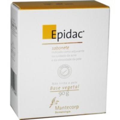 Imagem 1 do produto Sabonete Epidac Mantecorp Skincare 90g