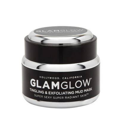 Máscara Facial Esfoliante Glamglow - 50ml